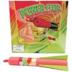 COHETE POWER FLYER 3x23cm