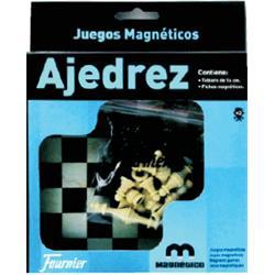 JUEGO FOURNIER AJEDREZ MAGNETICO F28982