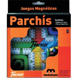 JUEGO FOURNIER PARCHIS MAGNETICO F28983