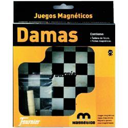 JUEGO FOURNIER DAMAS MAGNETICO F30004