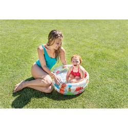 PISCINA BEBE DINOSAUR BABY POOL INTEX 61X22 CM