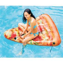 COLCHONETA PIZZA REAL SLICE MAT 175X145 CM