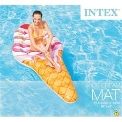 COLCHONETA ICE CREAM MAT INTEX 224X107 CM