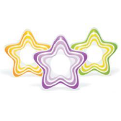 FLOTADOR ESTRELLA STAR RINGS 74X71 CM