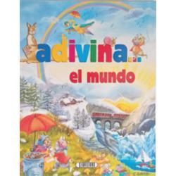 LIBRO ADIVINA... EL MUNDO