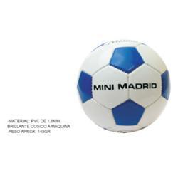 PELOTA FUTBOL MINI MADRID Nº2