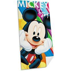 TOALLA ALGODON MICKEY 140x70 CMS.